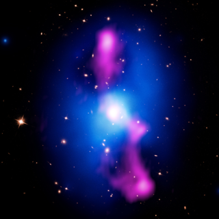 Galaxy Clusters Image provided by NASA.102115