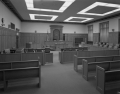 Courtroom. Pacific Standard