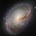 Galactic Storm. NASA. 0915.